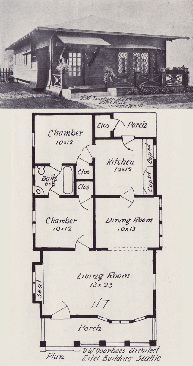 17 Best Images About Vintage Home Plans On Pinterest House